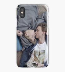 EVAK KISS iPhone Case/Skin