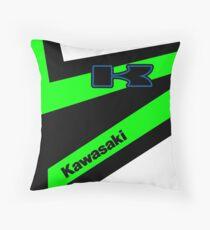 KAWASAKI Line Throw Pillow