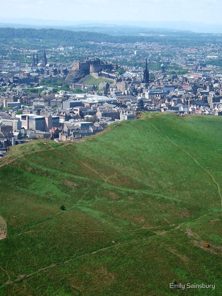 Arthurs View by Emily Sainsbury