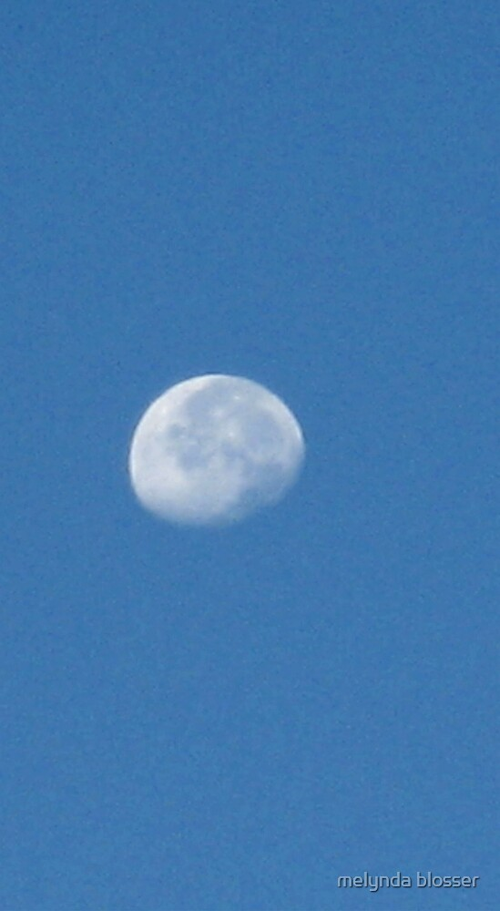 moon by melynda blosser