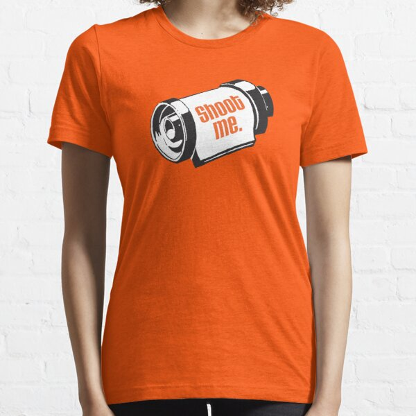 Shoot me 35mm film roll Essential T-Shirt