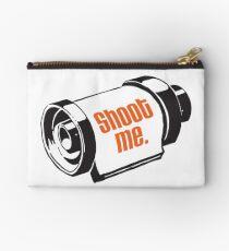 Shoot me 35mm film roll Studio Pouch