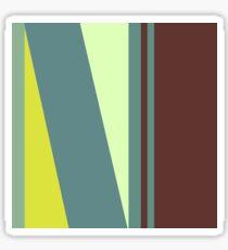 Spring Rain Palette Sticker