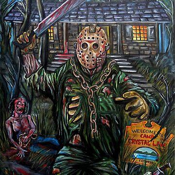 Jason Voorhees (Friday the 13th) de JosefMendez