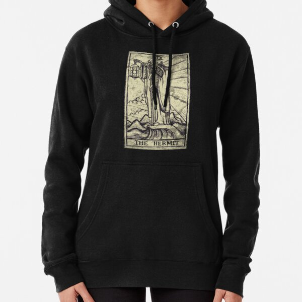 The Hermit Pullover Hoodie
