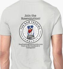"RFC ""Join the Rawvolution"" American Bully logo shirts T-Shirt"