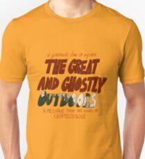 go exploring!  Unisex T-Shirt