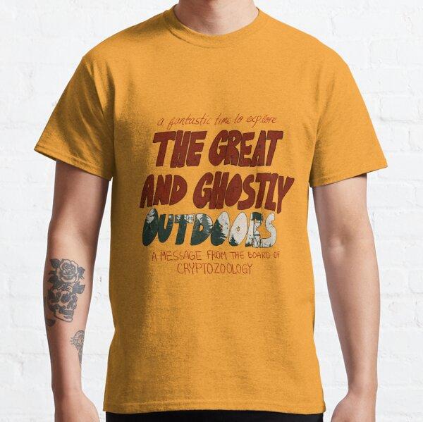 go exploring!  Classic T-Shirt