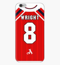 Ian Wright iPhone Arsenal Home 1992 Shirt iPhone Case