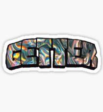 GETTER Sticker