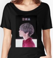 DNA - Taehyung Women's Relaxed Fit T-Shirt