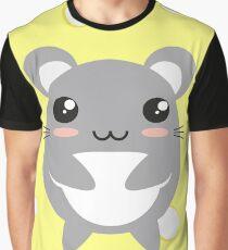 Kawaii mouse Graphic T-Shirt