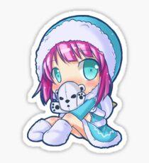 Chibi Annie - League of legends Sticker