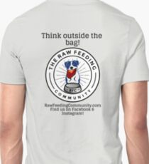 "RFC ""Think outside the bag"" American Bully logo shirts T-Shirt"