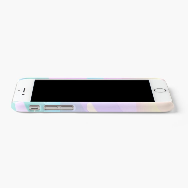 Alternate view of Pastel Sky iPhone Case & Cover