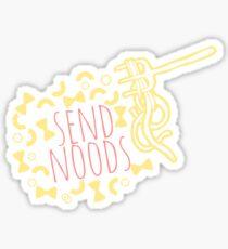 Noodles Sticker