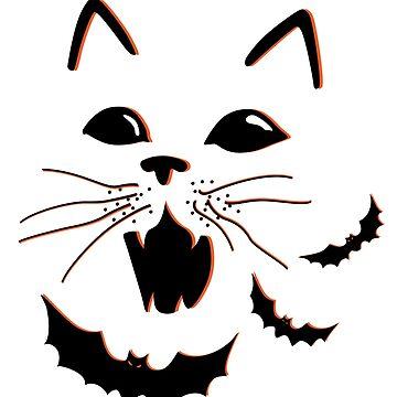 Frequentierte Katze von runcatrun