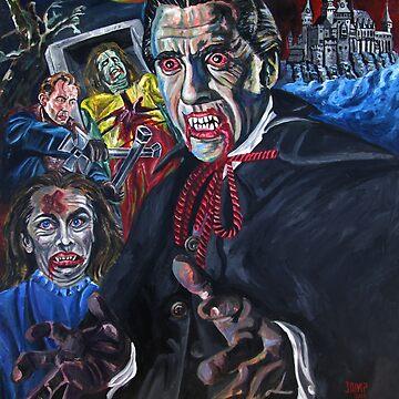 Dracula 1958 (Hammer fims) de JosefMendez