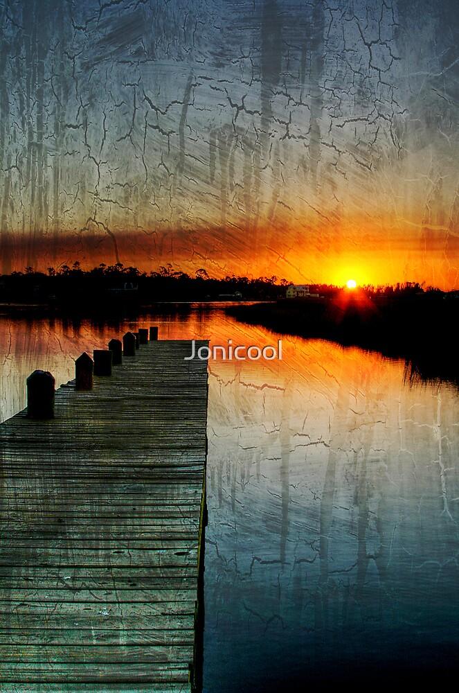 The Empty Pier 2 by Jonicool