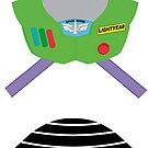 Buzz Lightyear Suit by shaz3buzz2