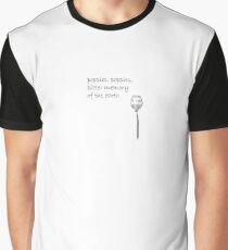 poppies, poppies, bitter memory of the earth Graphic T-Shirt