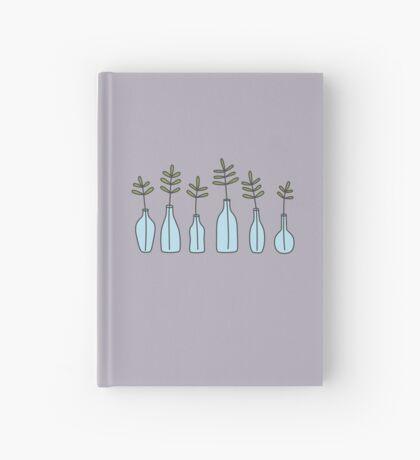 Glass Jars Hardcover Journal