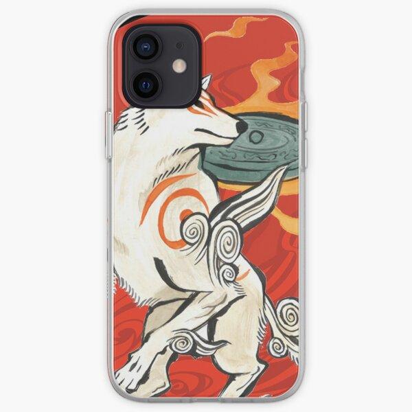 Okami: Amaterasu Sun Coque souple iPhone