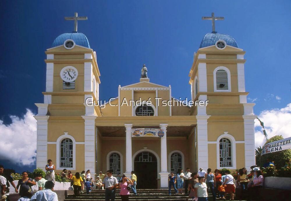 Quot San Marcos Church Tarrazu Costa Rica Quot By Guy C Andr 233