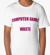 Computer Gaming Long T-Shirt