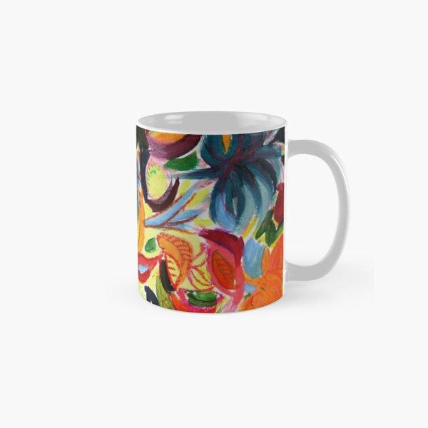 Colorful Nature Pattern #pieretto Classic Mug