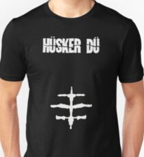 Husker Du T-shirts and Hoodies Unisex T-Shirt