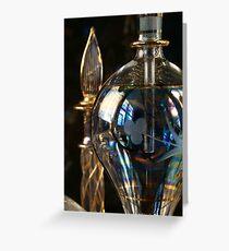 Perfume Greeting Card