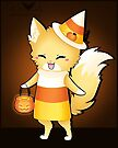 Candy Corn Chii by devicatoutlet