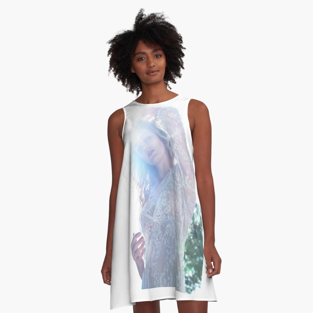 Mountain Dweller 8 A-Line Dress