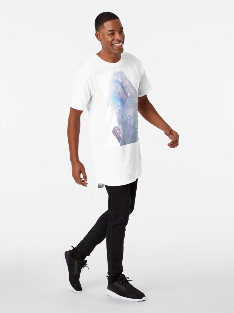 Alternate view of Mountain Dweller 8 Long T-Shirt