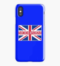 MODERNISM-UK iPhone Case/Skin