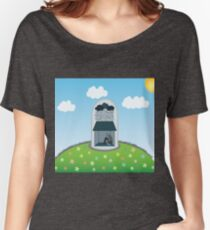 Depression Women's Relaxed Fit T-Shirt