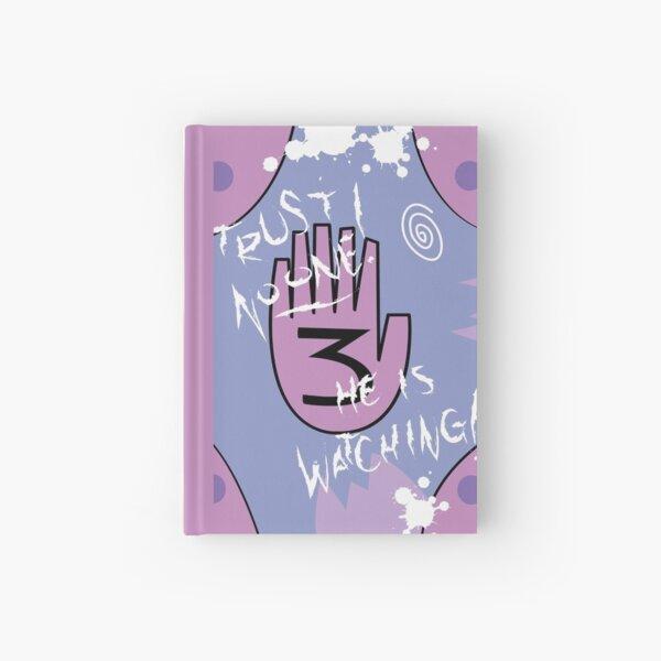 Journal 3 Secrets Hardcover Journal