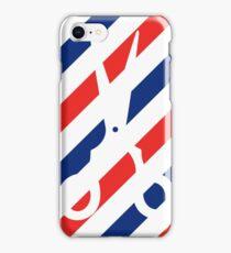 Barber Scissors iPhone Case/Skin