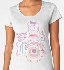 Cute Pastel Camera Women's Premium T-Shirt