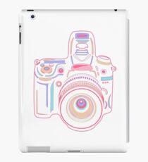 Cute Pastel Camera iPad Case/Skin