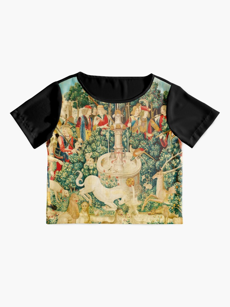 Alternate view of HD The Unicorn is Found (1495) Chiffon Top