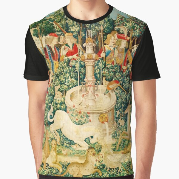 HD The Unicorn is Found (1495) Graphic T-Shirt