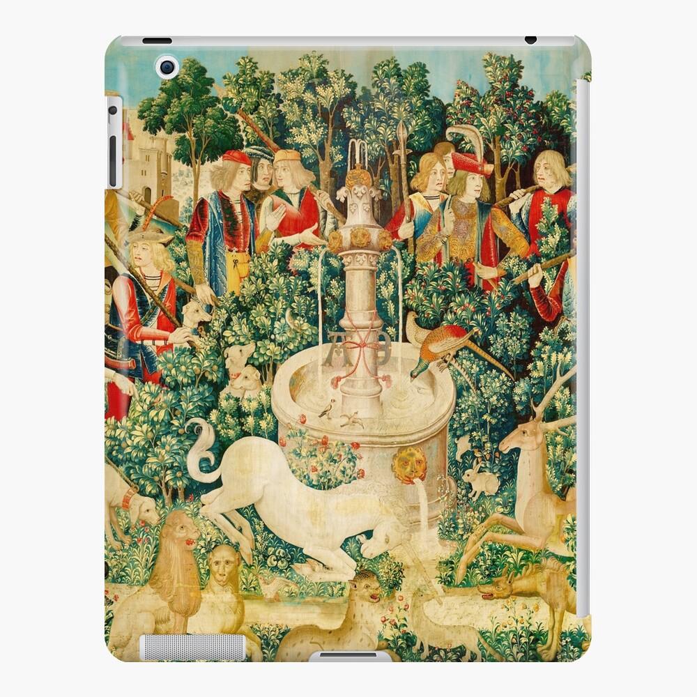 HD The Unicorn is Found (1495) iPad Case & Skin