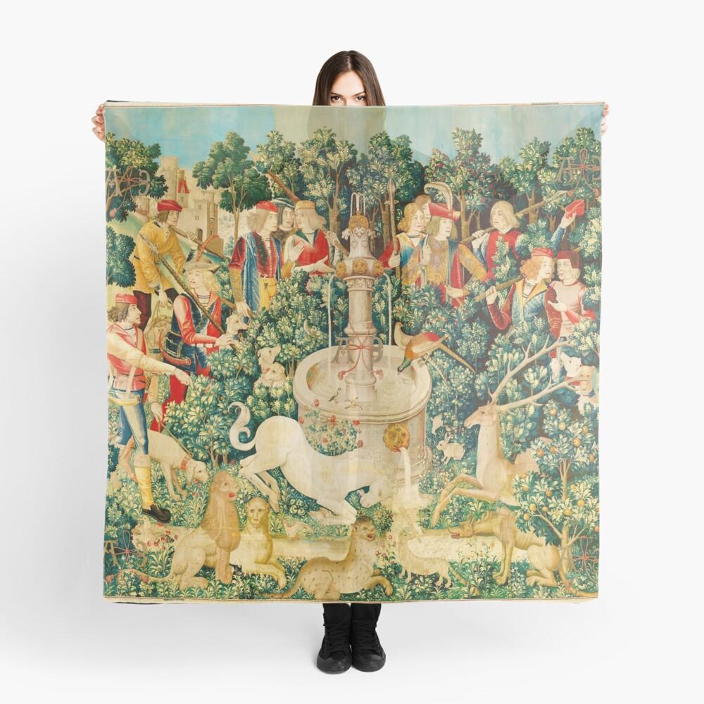 HD The Unicorn is Found (1495) Scarf