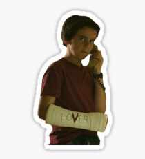eddie kaspbrak / losers club Sticker