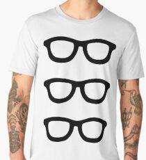 Smart Glasses Pattern Men's Premium T-Shirt