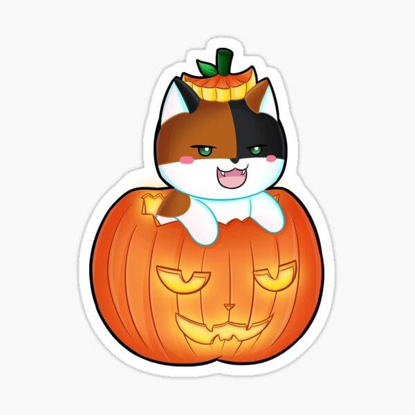 Lita Pumpkin Sticker