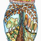 Treearium #3  by wiccked