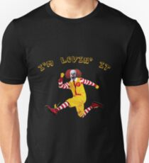 Pennywise Is Lovin' It! Unisex T-Shirt